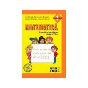 Matematica. Exercitii si probleme. Clasa a VII-a, semestrul I 2011-2012 - Ion Ghica