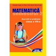 Matematica. Exercitii si probleme clasa a VII-a, sem. II 2012-2013 - Ion Ghica