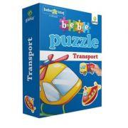 Mijloace de transport - Bebe Puzzle