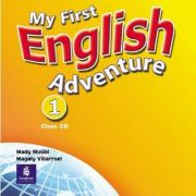My First English, Class CD, Adventure 1