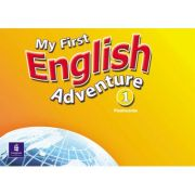 My First English, Flashcards, Adventure 1
