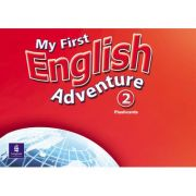 My First English, Flashcards, Adventure 2