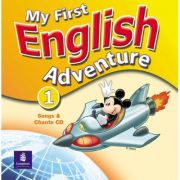 My First English, Songs CD, Adventure 1