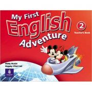 My First English, Teacher's Book, Adventure 2