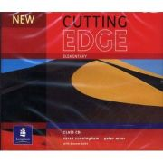 New Cutting Edge Elementary Class 1-3 CD - Sarah Cunningham