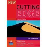 New Cutting Edge Elementary Student's Book Paperback - Sarah Cunningham