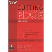 New Cutting Edge Elementary Teacher's Book New Edition and Test Master CD-Rom Pack - Frances Eales