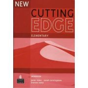 New Cutting Edge Elementary Workbook Without Key - Sarah Cunningham