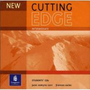 New Cutting Edge Intermediate Student CDs - Sarah Cunningham