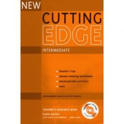 New Cutting Edge Intermediate Teachers Book and Test Master CD-Rom Pack - Helen Barker