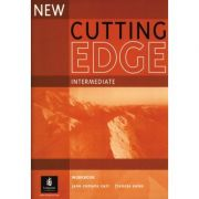 New Cutting Edge Intermediate Workbook without Key - Frances Eales