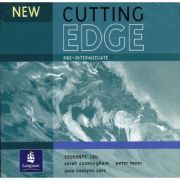 New Cutting Edge Pre-intermediate Student Audio CDs - Sarah Cunningham