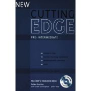New Cutting Edge Pre-Intermediate Teachers Book and Test Master CD-Rom Pack - Helen Barker