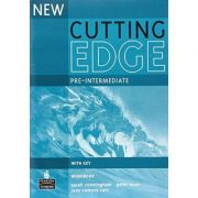 New Cutting Edge Pre-Intermediate Workbook With Key - Sarah Cunningham