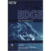 New Cutting Edge Pre-intermediate Workbook Without Key - Sarah Cunningham