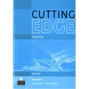 New Cutting Edge Starter Workbook with Key - Peter Moor