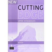 New Cutting Edge Upper-Intermediate Workbook with Key - Frances Eales