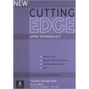 New Cutting Edge Upper Intermediate Teachers Book and Test Master CD-Rom Pack - David Albery