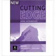 New Cutting Edge Upper Intermediate workbook with Key - Frances Eales