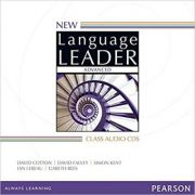 New Language Leader Advanced Class CD - Gareth Rees