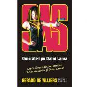 Omorati-l pe Dalai Lama - SAS 108 (editie pe hartie de ziar) - Gerard De Villiers