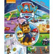 Paw Patrol, Patrula catelusilor. Prima carte de explorat