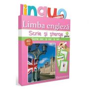 Scrie si sterge! Linguo - Limba engleza - Elementary