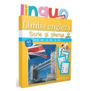 Scrie si sterge! Linguo - Limba engleza - Post-Beginner