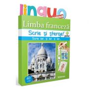 Scrie si sterge! Linguo - Limba franceza - Debutant