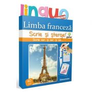 Scrie si sterge! Linguo - Limba franceza - Elementaire