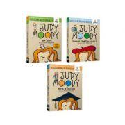 Set carti Judy Moody 1