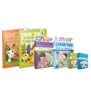 Set de carti - Abilitati lingvistice, 3-5 ani