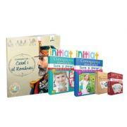 Set de carti - Abilitati stiintifice, 5-7 ani