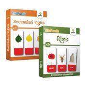 Set de carti - TrioPuzzle 3+