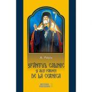 Sfantul Calinic si alti Parinti de la Cernica - Anton Pascu