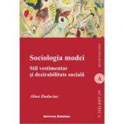 Sociologia modei - Alina Duduciuc