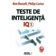 Teste de inteligenta IQ 2 - Ken Russell, Philip Carter