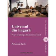Universul din lingura - Petronela Savin