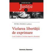 Violarea libertatii de exprimare - Petru Frasila