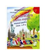 Comunicare in limba engleza - Manual pentru clasa a II-a, partea I + partea a II-a (contine editie digitala)