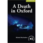 A Death in Oxford - Richard Macandrew (Starter/Beginner)