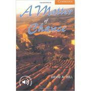 A Matter of Chance - David A. Hill (Level 4)