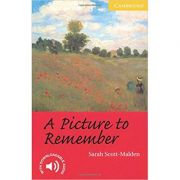 A Picture to Remember - Sarah Scott-Malden (Level 2)