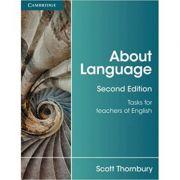 About Language: Tasks for Teachers of English - Scott Thornbury (Second edition)