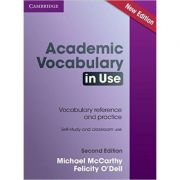 Academic Vocabulary in Use - Michael McCarthy (with answers)
