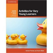 Activities for Very Young Learners - Herbert Puchta