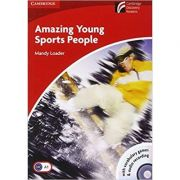 Amazing Young Sports People - Mandy Loader, Level 1 (Book and CD)