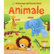 Animale - Prima mea carticica Litera