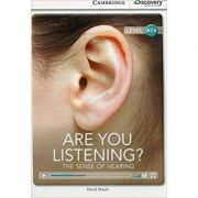 Are You Listening? The Sense of Hearing - David Maule