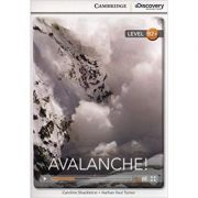 Avalanche! - Caroline Shackleton (Level B2+)